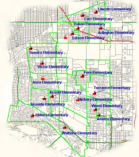 Torrance-Elementary-Schools - South Bay and Beach Cities